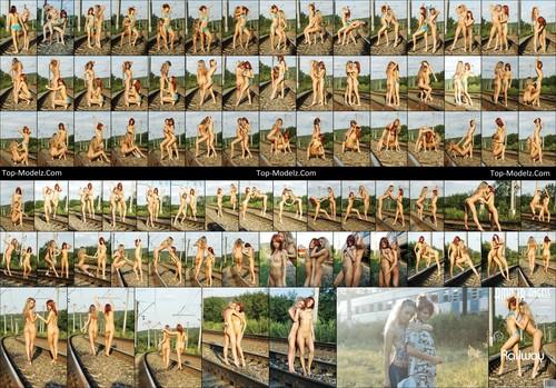 0481071561 [AmourAngels] Sofia, Sabrina - Railway